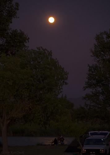 california camping moon night canon outdoors nightimages socal mojave nightshots nightsky canondslr inlandempire sbcusa kenszok