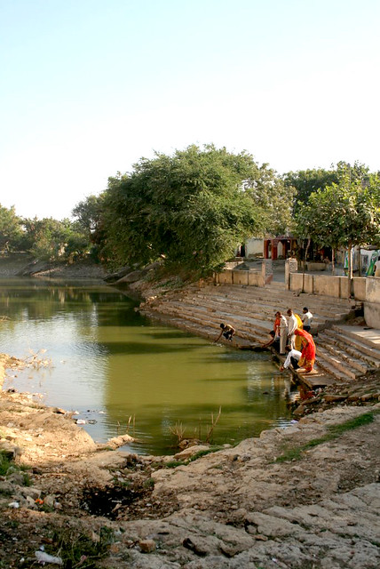 Gopi Talao | Close to Dwarka This pond has its significance