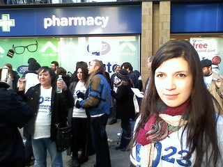 10:23 Leeds anti-homeopathy protest | by savocado