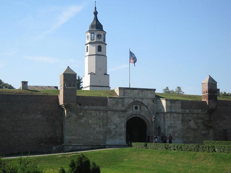 Kalemegdan Park Fortress