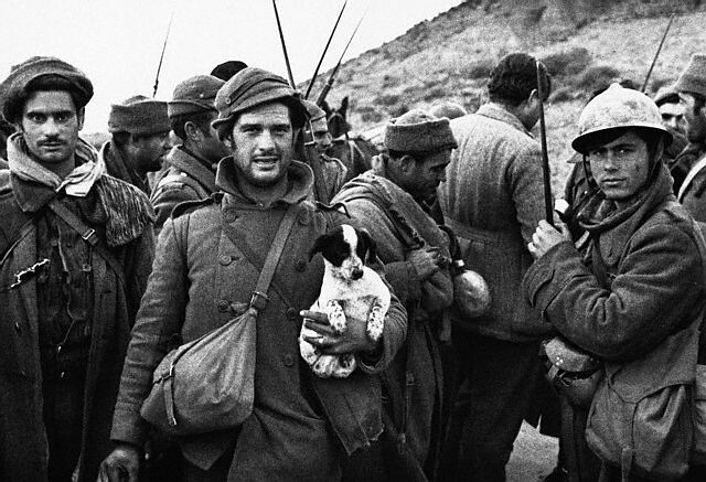 Spanish Civil War | ca. 1937, Spain --- A group of Republica… | Flickr