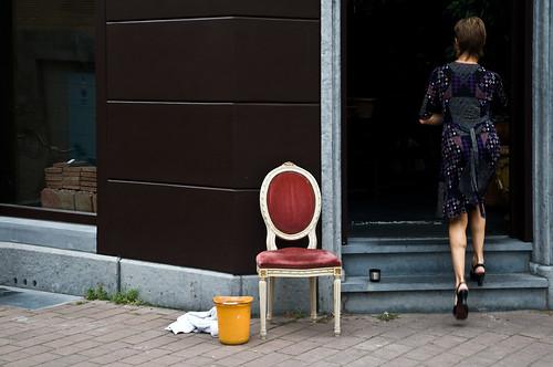 Seen in Antwerp /1 | by Giara,