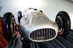 Mercedes Silver Arrow | by FulviaFiend