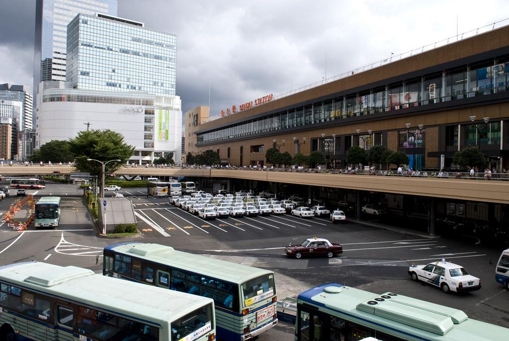 Sendai01f 仙台駅