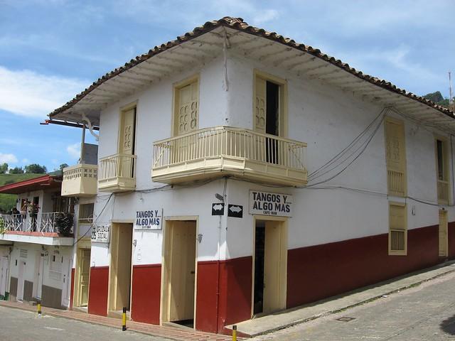 Esquina de Jericó, Antioquia