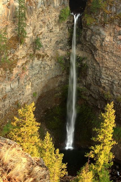 Spahats Creek Falls, Wells Gray Provincial Park