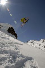 ACG SNOWride 2007 - Samnaun, jezdec: Lukin Mikula