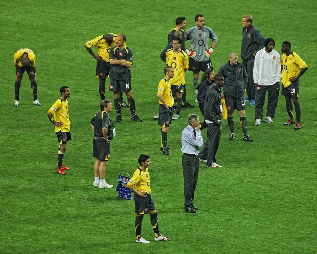 Champions League Finale 2006