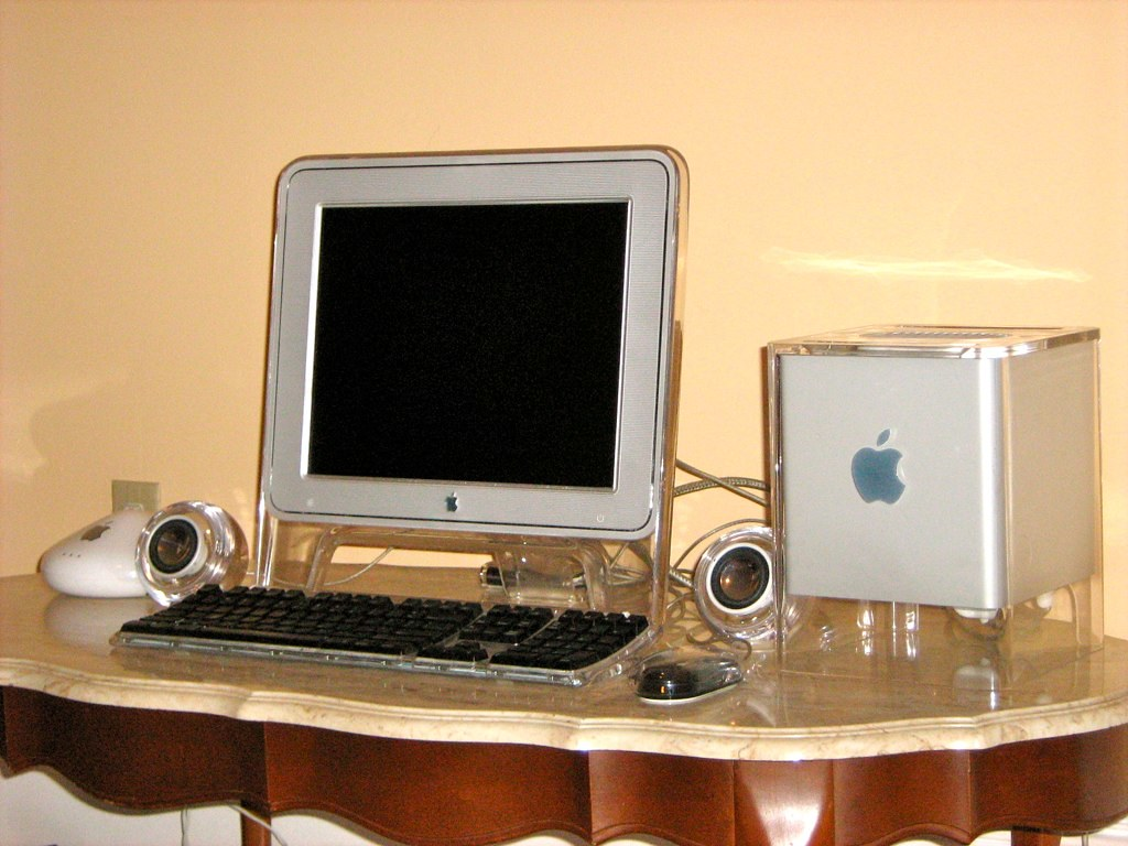 Power mac g4 cube for sale