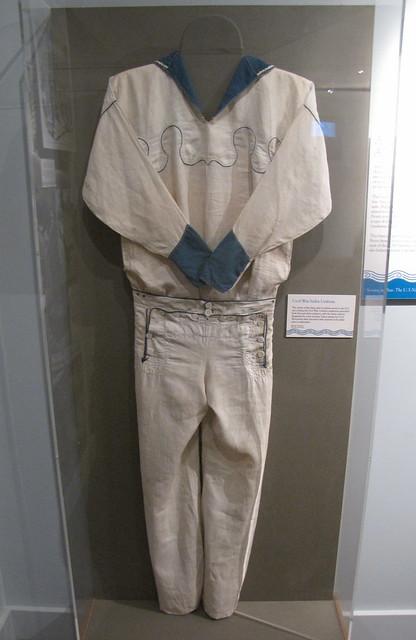 Civil War Sailor Uniform