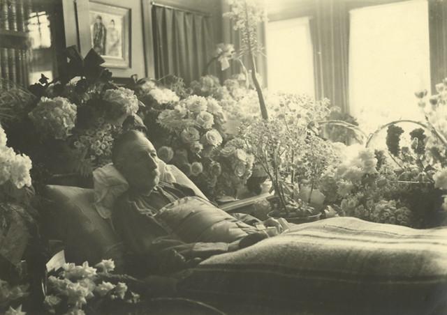 Pieter Jelles Troelstra1930 Na Zijn Verjaardag April 193