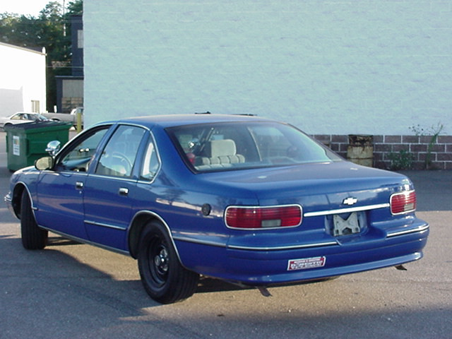 1995 chevy caprice 9c1 ex michigan state police this is flickr flickr