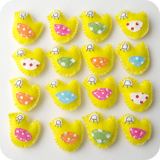easter chicks by Heartfelt Handmade | by heartfelthandmade