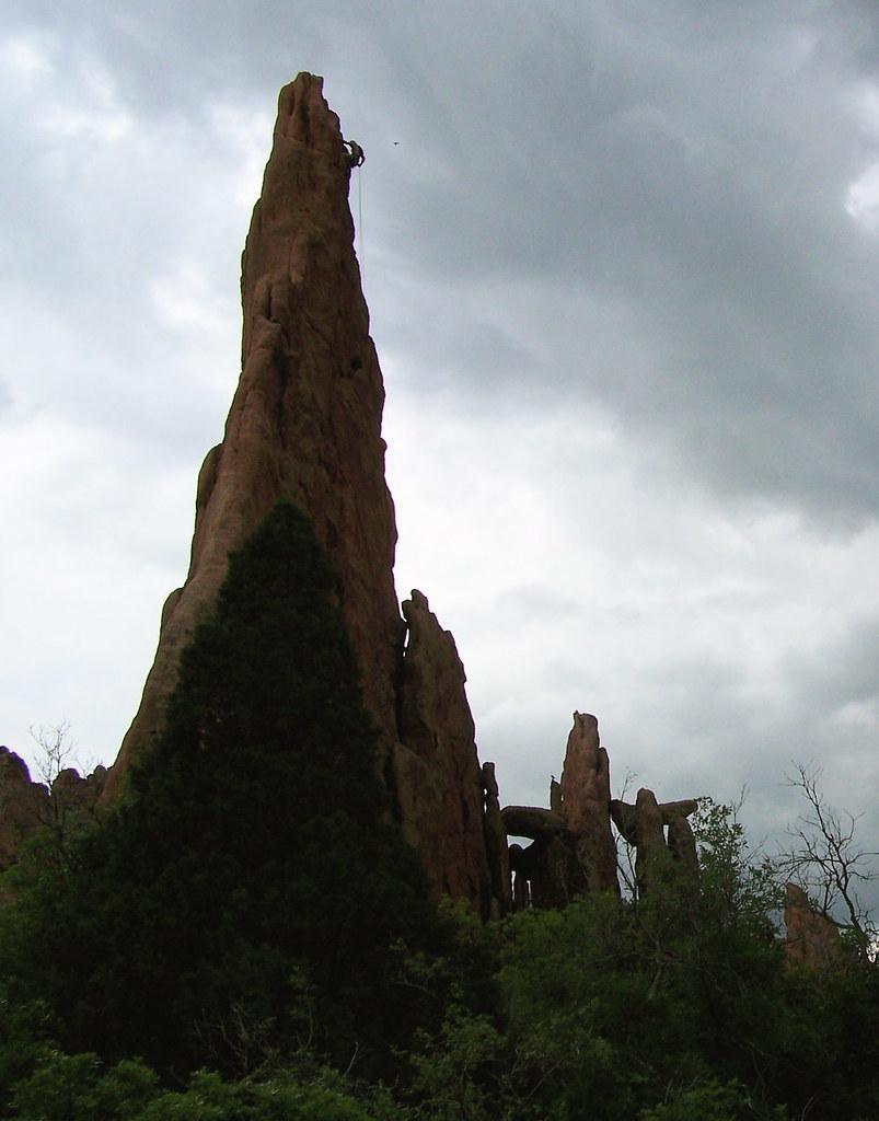 Rock climbing in the garden of the gods artofarchaeology - Garden of the gods rock climbing ...