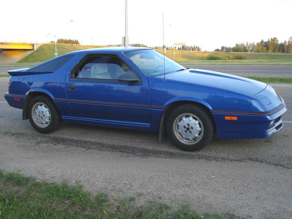1988 Dodge Daytona Shelby Z Blondy Flickr
