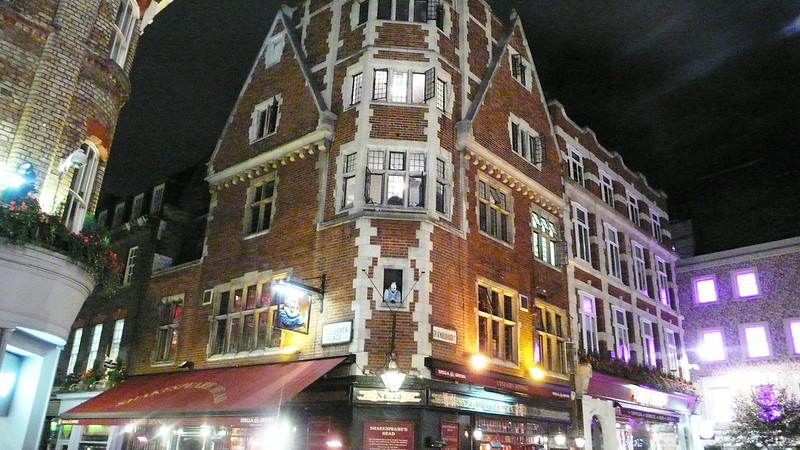 The William Shakesspear Pub, London