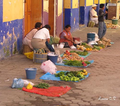 "P9080253 Feria Milenaria de San Pedro Cholula ""Fachada Capilla Real"" por LAE Manuel Vela"
