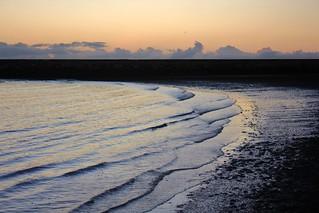 Waves at dawn | by jemasmith
