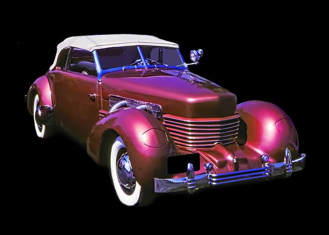 1937 Cord Phaeton