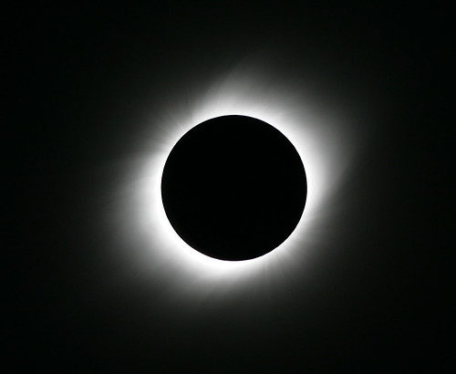 Totality (Total Solar Eclipse of July 22nd 2009)
