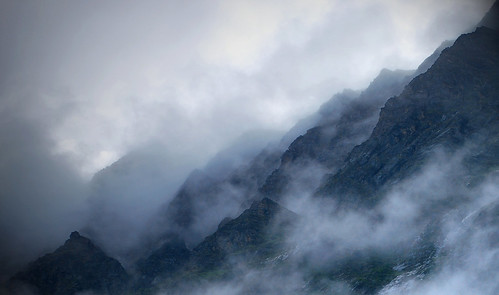 Far over the Misty Mountains cold... | by Himalayan Trails