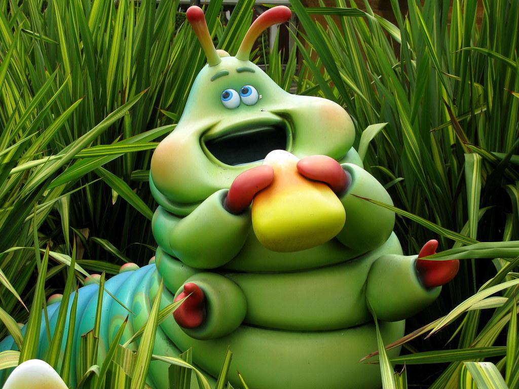 Сильно, картинка гусеницы смешная