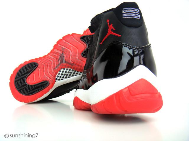 7a2d6317bad ... Sunshining7 - Nike air Jordan XI (11) - 1996 - Red Black | by