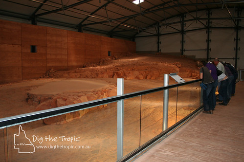 Lark Quarry Dinosaur Track Ways | by Dig the Tropic