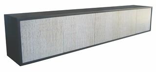 Custom Topanga 5 Door Credenza w/ Kirei | by urbanwoods123
