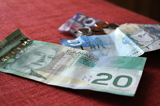 Canadian Money Queen on the 20 Vancouver BC | by GoodNCrazy