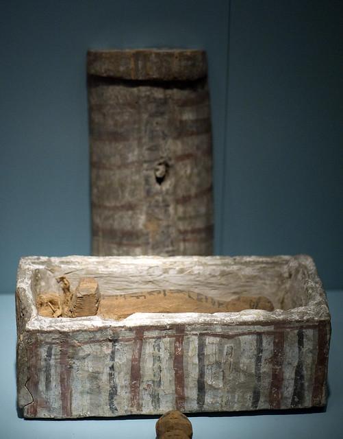 Shabti of Kamose (rmo Leiden, wood thebe (dra abu 'n-naga) 1575bc 17d)