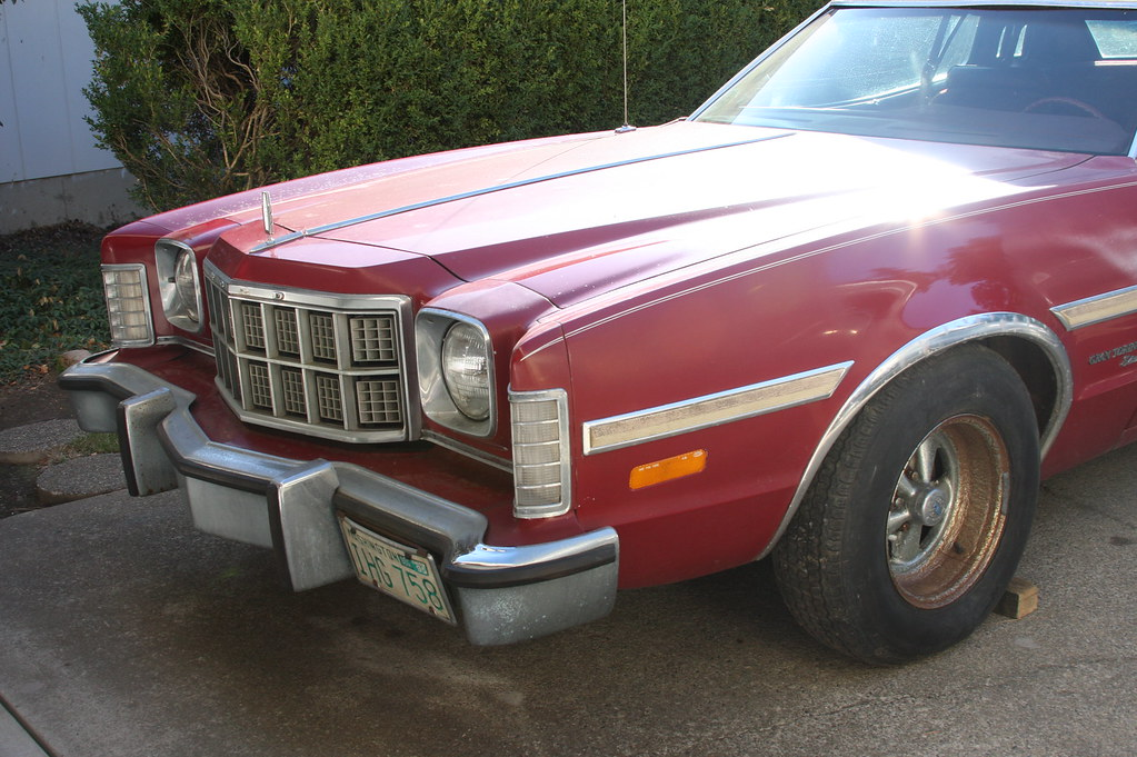 1974 Ford Gran Torino Elite | found car after owning it 35 y