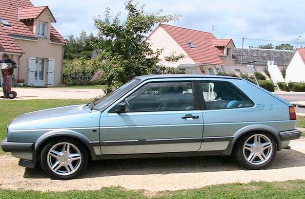 Mk2 VW Golf / Scirocco