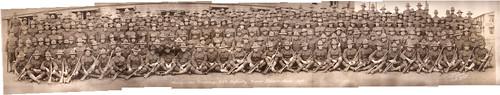 Headquarters Company 303rd Infantry, Camp Devens, Massachusetts, 1918 | by Sara Llama