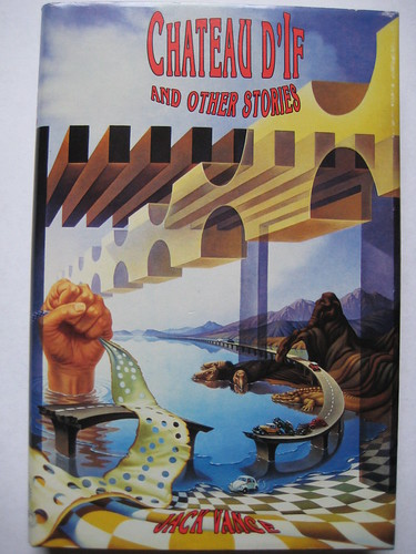 Chateau d'If and other stories - Jack Vance