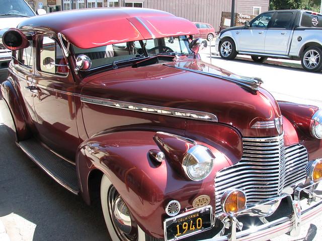 A Very Cool Car