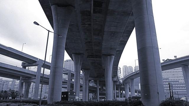 Hong Kong - Tsing Kwai Highway