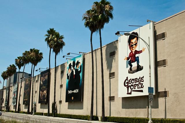 Warner Brothers Studios, Burbank | LimeWave | Flickr