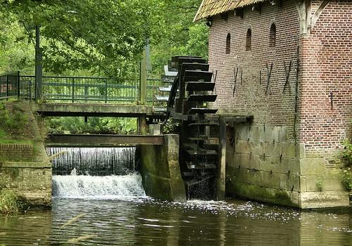 Watermill Berenschot by joeke pieters