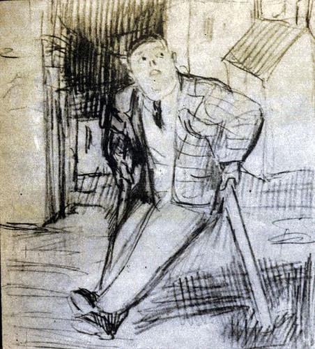 edzio_szkic_do_edzia_olowek_1936   by Mo Morgan1