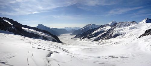 Jungfraujoch glacier | by bobwitlox