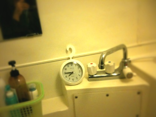 お風呂の時計 | by yto