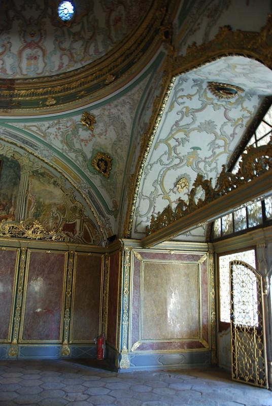 Istanbul.Le palais de Topkapi._12