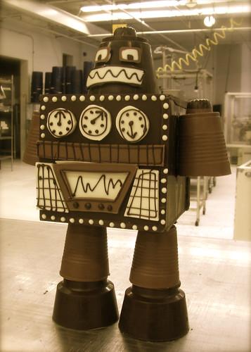 Mini-Chocobot