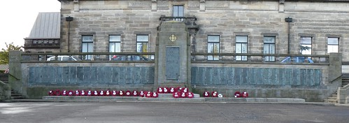 Kirkcaldy; WW1 Memorial
