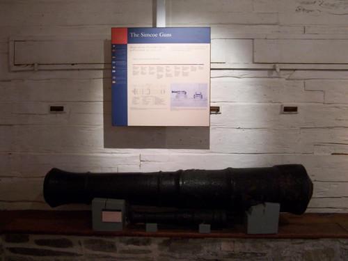 Simcoe Guns 02: 18-Pounder (c. 1737-56)   by cetaylor