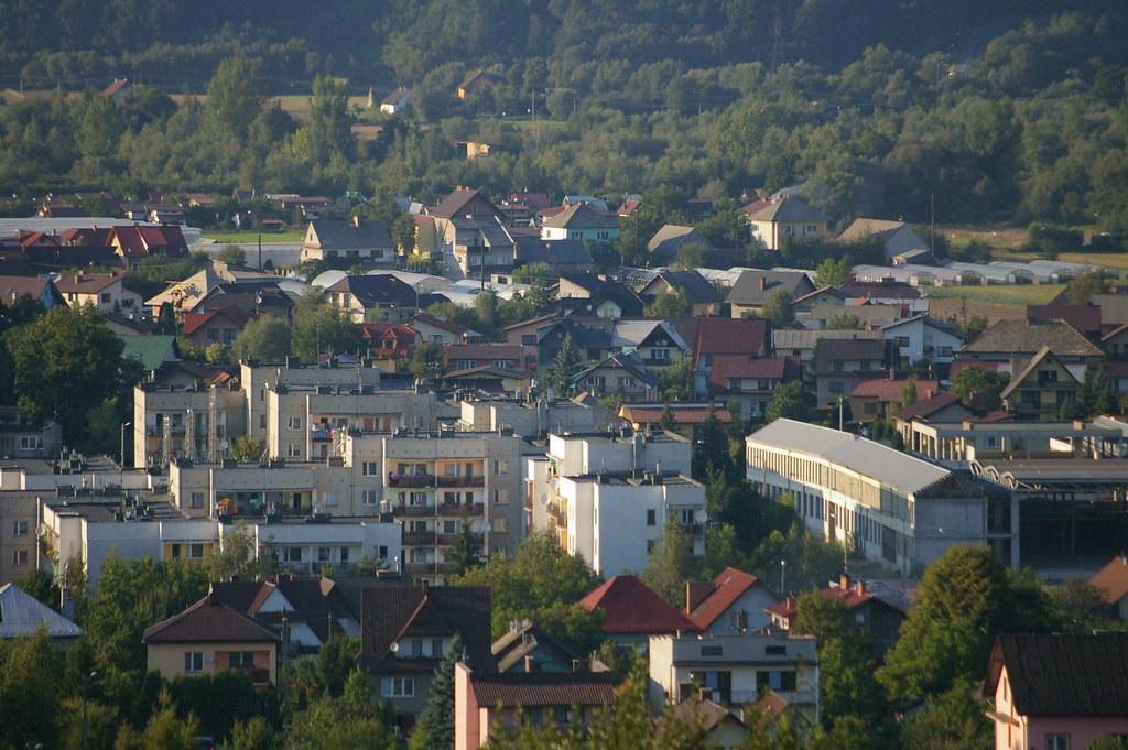 Zwarta zabudowa / Congested housing