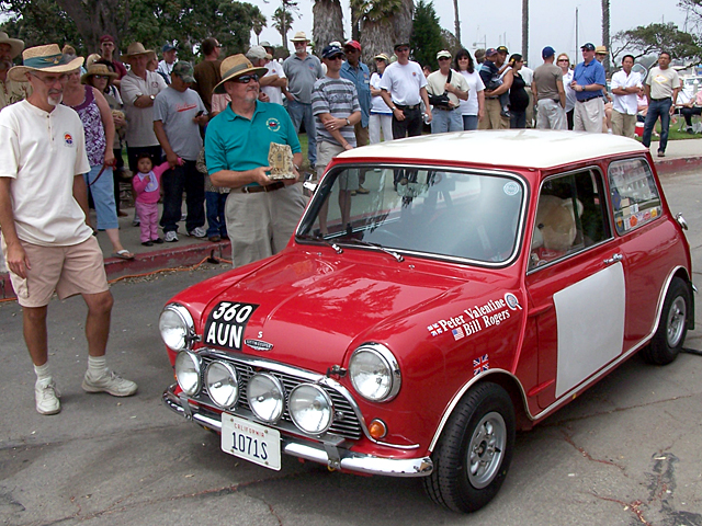 3rd place Mini