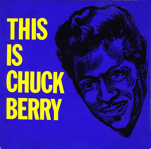 Berry, Chuck - This Is Chuck Berry - EP - UK - 1960 | by Affendaddy