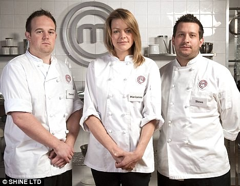 Professional MasterChef 2009 Finalists   by meemalee